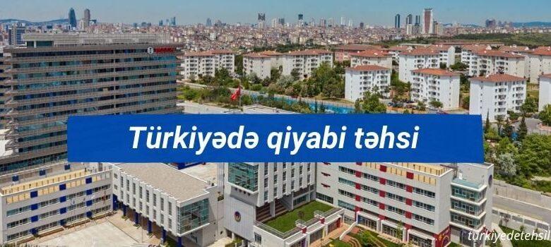 Turkiyede qiyabi tehsil